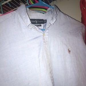 Polo Ralph Lauren Button-Up Dress Shirt